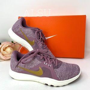 Nike Flex Trainer 8 AMP Plum Dust Pink W AUTHENTIC